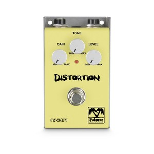 PALMER MI POCKET DISTORTION PEDAL EFECTOS MINI DISTORSION