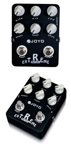 JOYO EXTREME METAL JF-17 DISTORSION PEDAL EFECTOS