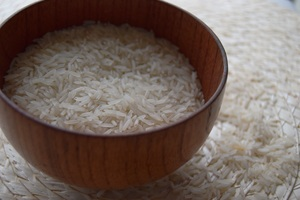 ARROZ BASMATI BLANCO ECO - 250 gr
