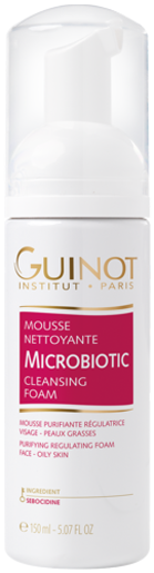 Microbiotic Mousse Guinot