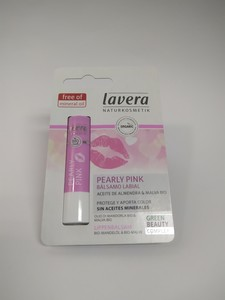 Bálsamo labial pearly pink