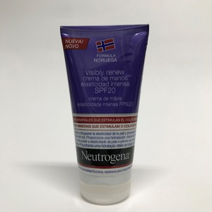 CREMA MANOS NEUTROGENA VISIBLY RENEW