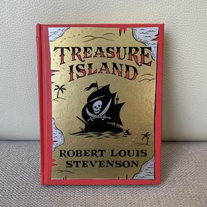 'TREASURE ISLAND' by 'ROBERT LOUIS STEVENSON'