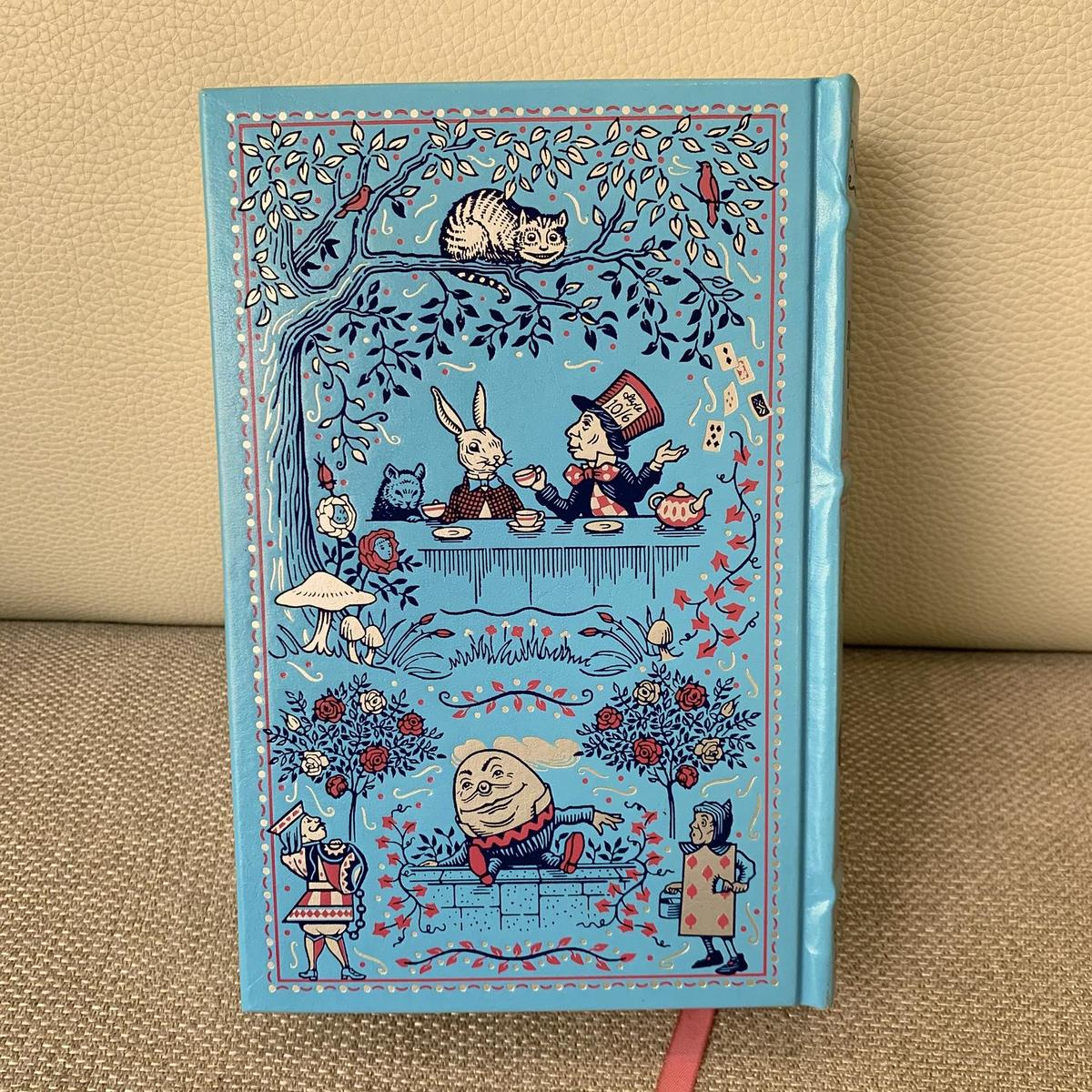 'ALICE'S ADVENTURES IN WONDERLAND & OTHER STORIES' by 'LEWIS CARROLL' (Barnes & Noble Edition)