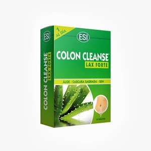 Colon cleanse lax forte 15 tabletas