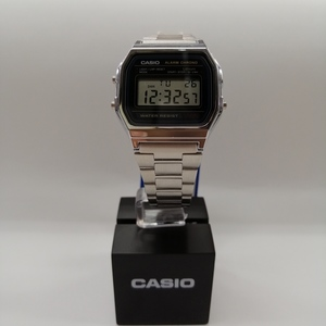Reloj CASIO acero digital