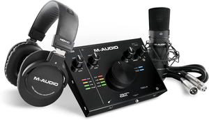 M-AUDIO VOCAL STUDIO PRO 192/4S