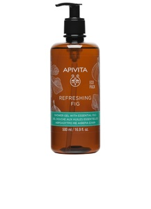 APIVITA ECOPACK GEL REFRESHING FIG 500 ML