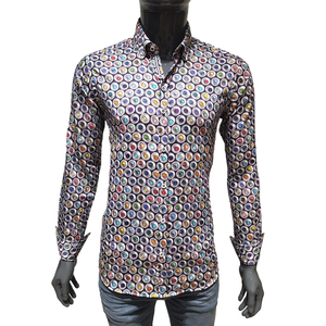 CAMISA M/L  SLIM FIT MARCO MONTANELLI