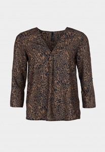 BLUSA CAREY TIFFOSI ANIMAL PRINT