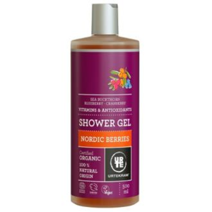 GEL DE BAÑO FRUTOS ROJOS 500ml.