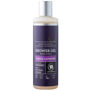 GEL DE BAÑO LAVANDA 250ml.