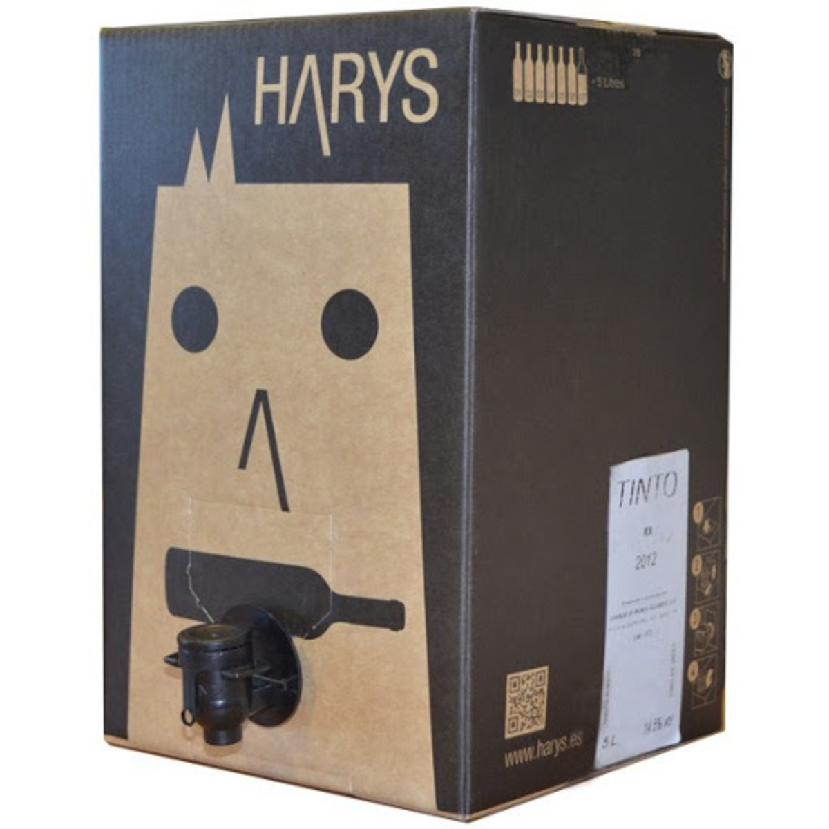 Harys Mon Bag-in-box 5L