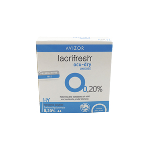 Lacrifresh ocu-dry 0,20%