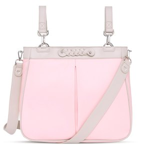 Bolso Panera Trenza MAYORAL color OLD PINK