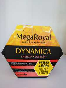 Jalea Real Dynamica