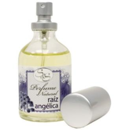 PERFUME NATURAL raiz angelica 50ml.