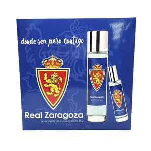 Pack de colonia Real Zaragoza