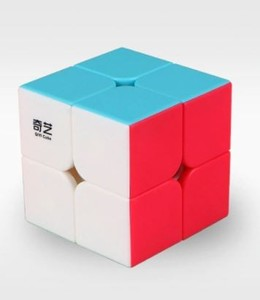 QiYi QIDI 2X2 - Stickerless