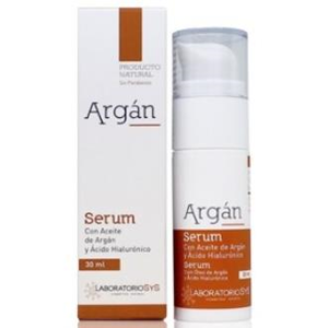 SERUM FACIAL argan 30ml.
