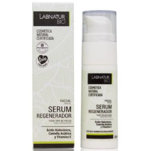 SERUM FACIAL regenerador 30ml. BIO