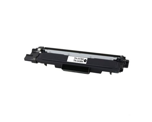 Toner compatible para BROTHER TN247 NEGRO