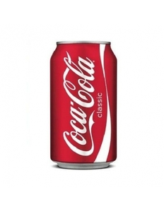 Coca cola original americana lata 355ml