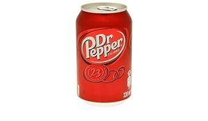 Dr. Pepper lata 33ml