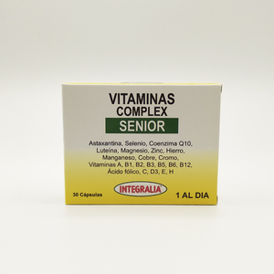 Vitaminas complex Senior - Integralia