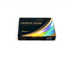 Lentes de contacto AMBAR INTENSO Air Optix colors