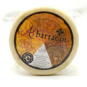 Queso de Albarracin curado