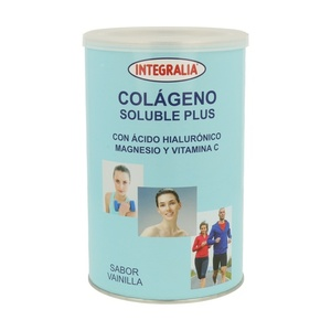 Colágeno Soluble plus Vainilla 360g. Integralia