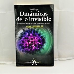 "Libro ""Dinámicas de lo Invisible Volumen II"" - David Topí"