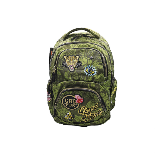Mochila Cool Pack bentley 30L BADGES G GREEN