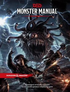 DYD Monster manual(English)