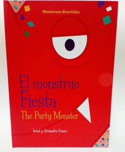 El monstruo fiesta. The party monster