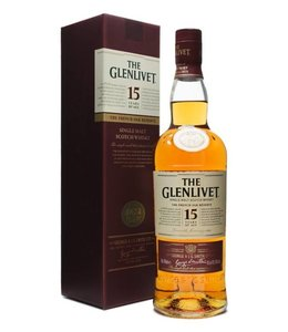 Whisky THE GLENLIVET 15 YEARS FRENCH OAK